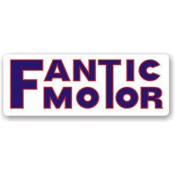 Fantic Motor Sticker - Autocollant 3