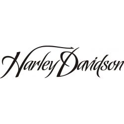 Harley Sticker - Autocollant Harley Davidson 28