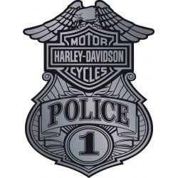 Harley Sticker - Autocollant Harley Davidson 30