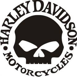 Harley Sticker - Autocollant Harley Davidson 32