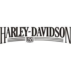 Harley Sticker - Autocollant Harley Davidson 36
