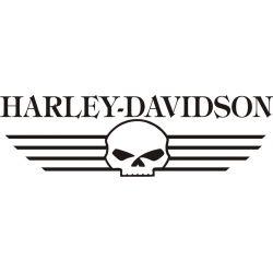 Harley Sticker - Autocollant Harley Davidson 37