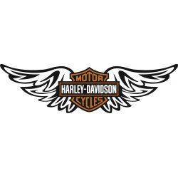 Harley Sticker - Autocollant Harley Davidson 41