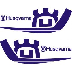 Husqvarna Sticker - Kit déco Autocollant Husqvarna 3