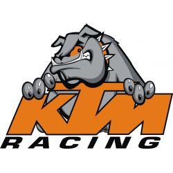 KTM Sticker - Autocollant KTM Racing 10
