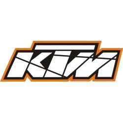 KTM Sticker - Autocollant KTM Racing 12