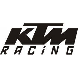 KTM Sticker - Autocollant KTM Racing 13