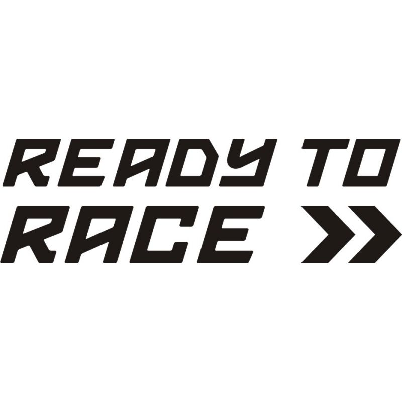 KTM Sticker - Autocollant KTM Racing 16
