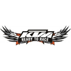 KTM Sticker - Autocollant KTM Racing 19