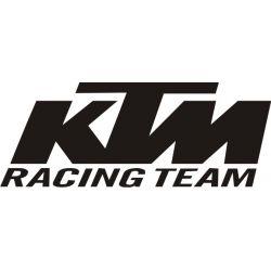 KTM Sticker - Autocollant KTM Racing 20