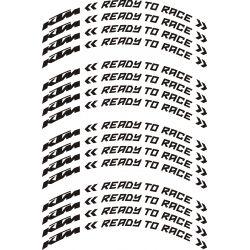 KTM Racing Stickers de jantes - Autocollant KTM Racing 28