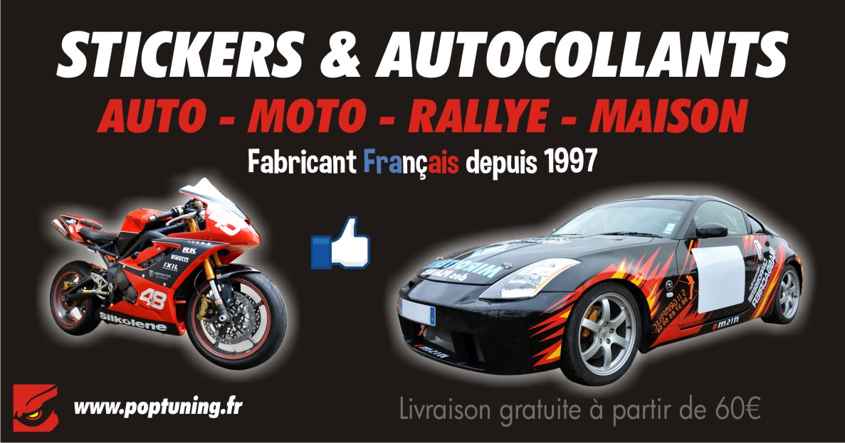 Stickers et autocollants sur Facebook